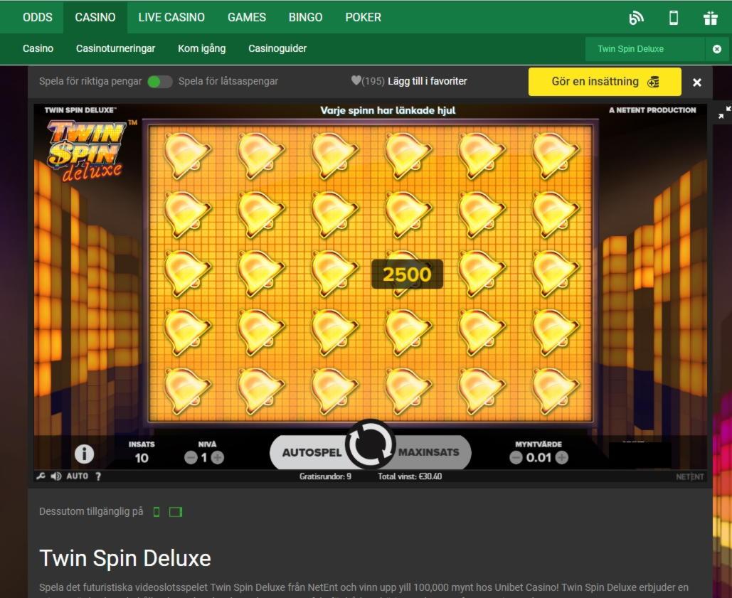 195 คาสิโนฟรีหมุนที่ Golden Lion Casino