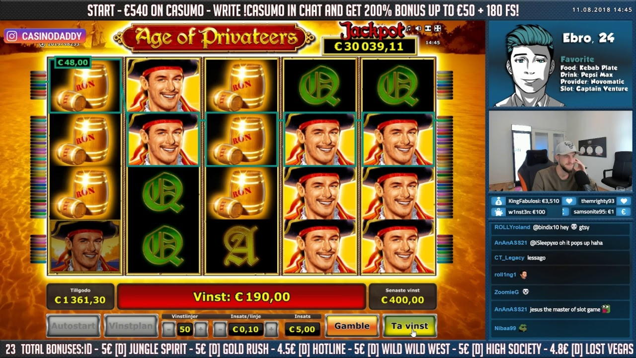 $ 495 การแข่งขันคาสิโนที่ Vegas Crest Casino