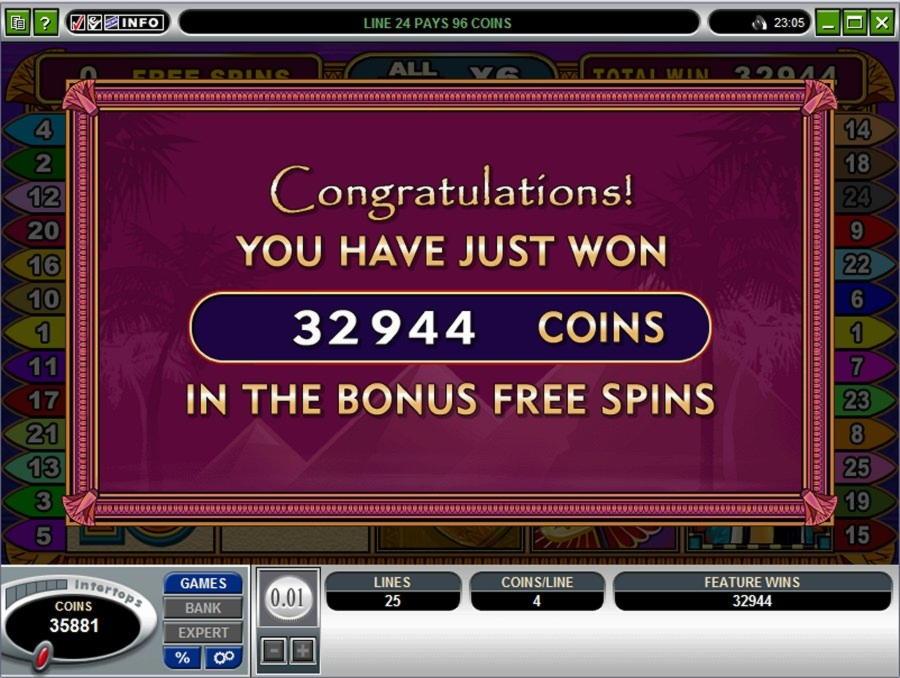 $ 500 ทัวร์นาเมนต์คาสิโนฟรีโรลที่ Treasure Island Jackpots Casino (Sloto Cash Mirror)