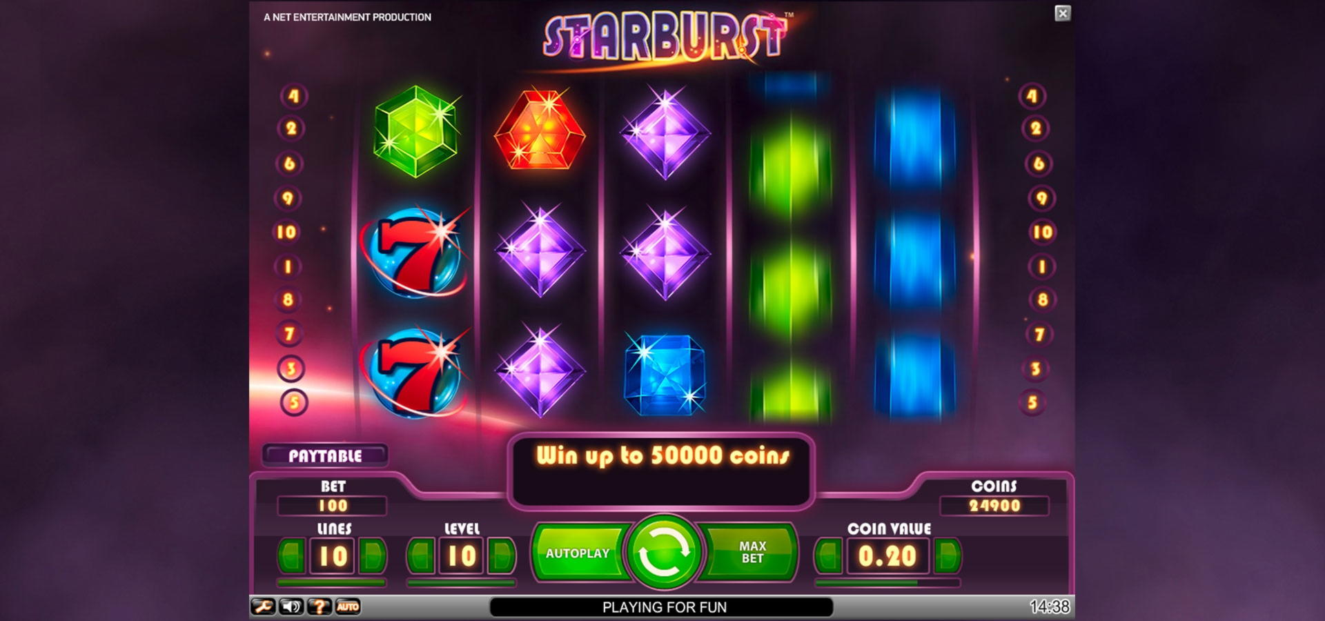 คาสิโนโบนัสจับคู่ 955% ที่ Lucky Red Casino
