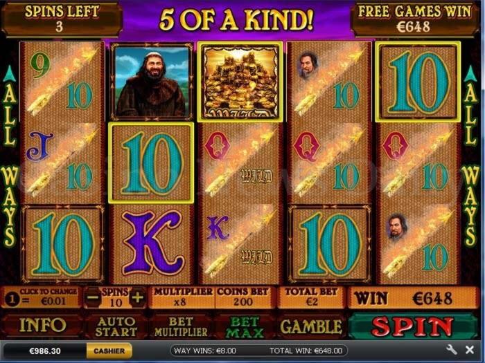 คาสิโน 260 ฟรีหมุนที่คาสิโน Treasure Island Jackpots (กระจกเงินสด Sloto)