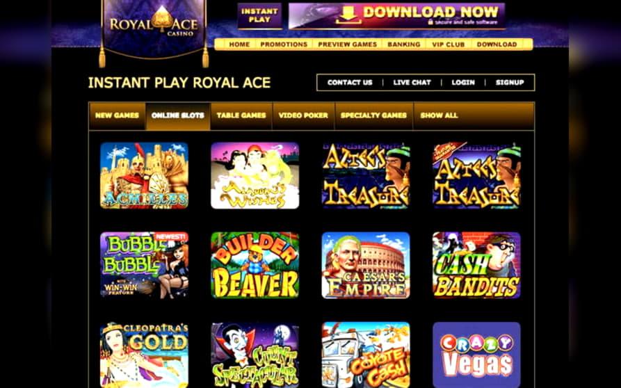 525% โบนัสการจับคู่คาสิโนที่ Red Stag Casino