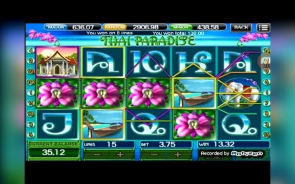 $ 290 เงินฟรีที่ Slots Of Vegas Casino