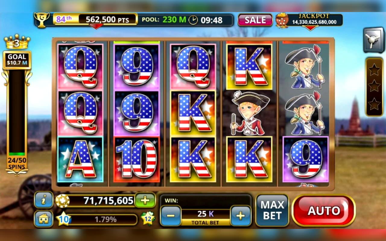 185 ฟรีสปินที่ Lincoln Casino