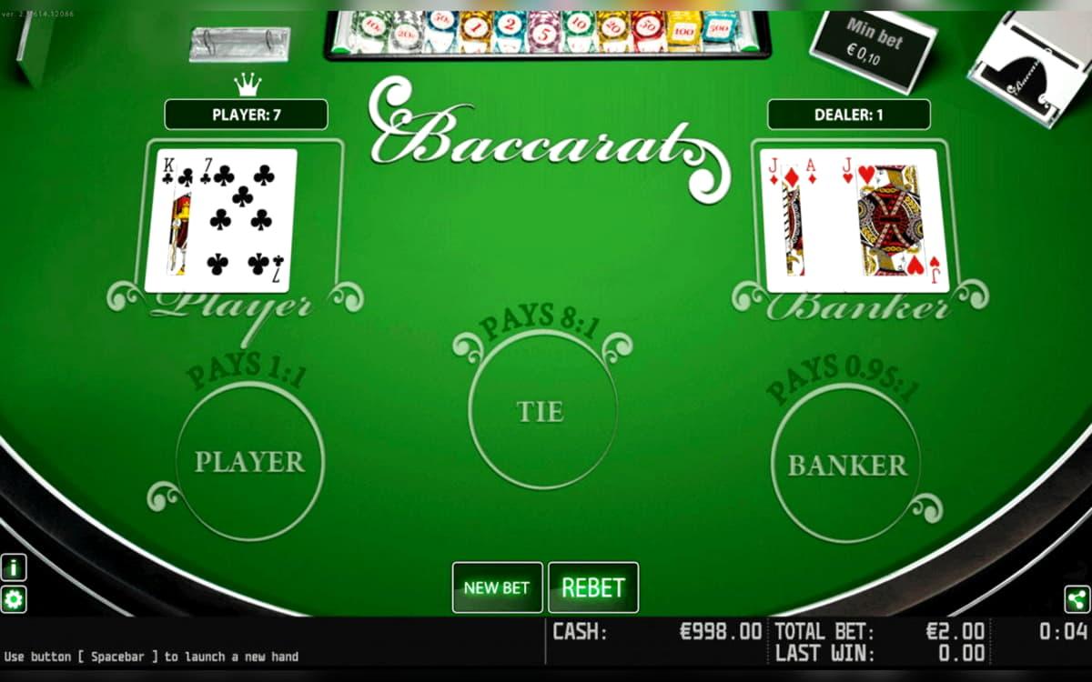 € 165 ชิปคาสิโนฟรีที่ Two-Up Casino
