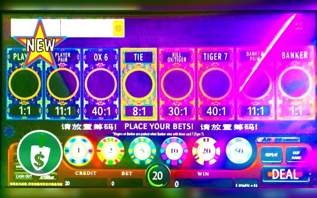 € 88 ทัวร์นาเมนต์ที่คาสิโน Treasure Island Jackpots (กระจกเงินสด Sloto)