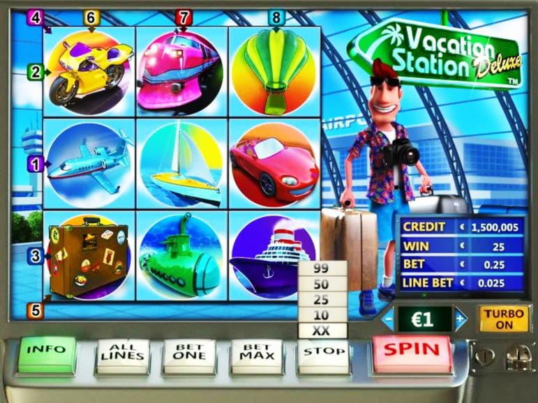 250 ฟรีสปินที่ Free Spin Casino