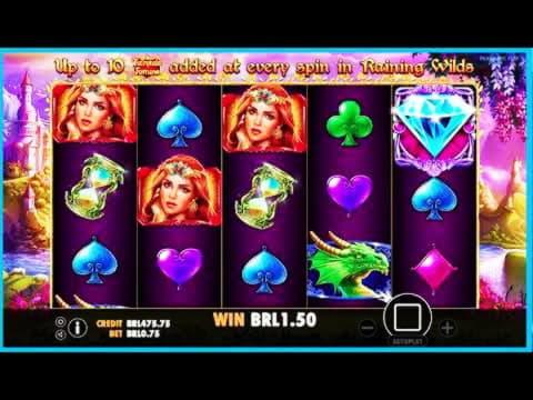 630% จับคู่โบนัสที่ Slots Capital Casino