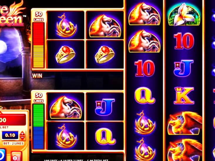 การแข่งขันคาสิโนออนไลน์ EURO 465 ที่ Treasure Island Jackpots Casino (กระจกเงินสด Sloto)