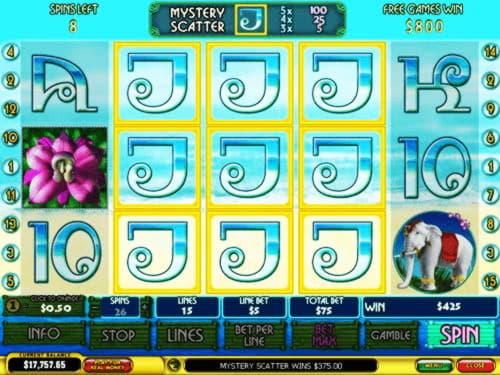 € 77 คาสิโนชิปที่ Two-Up Casino