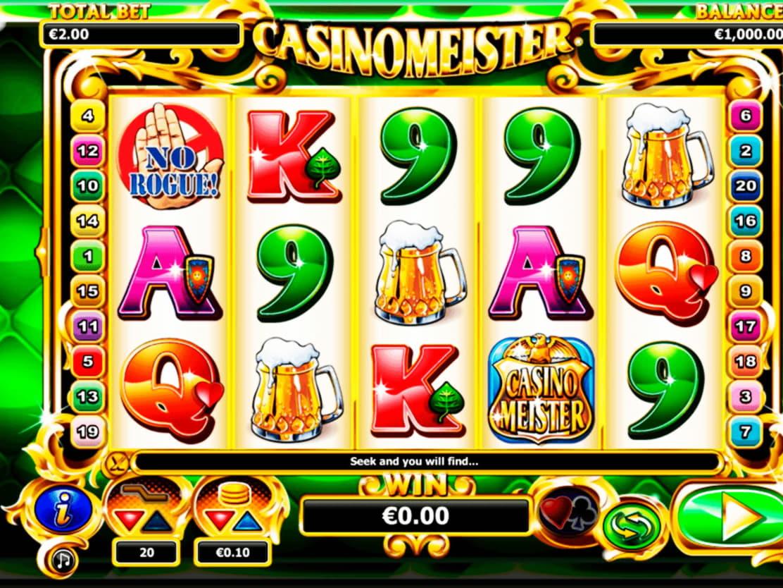 Eur 595 Casino Tournament ที่ Eclipse Casino