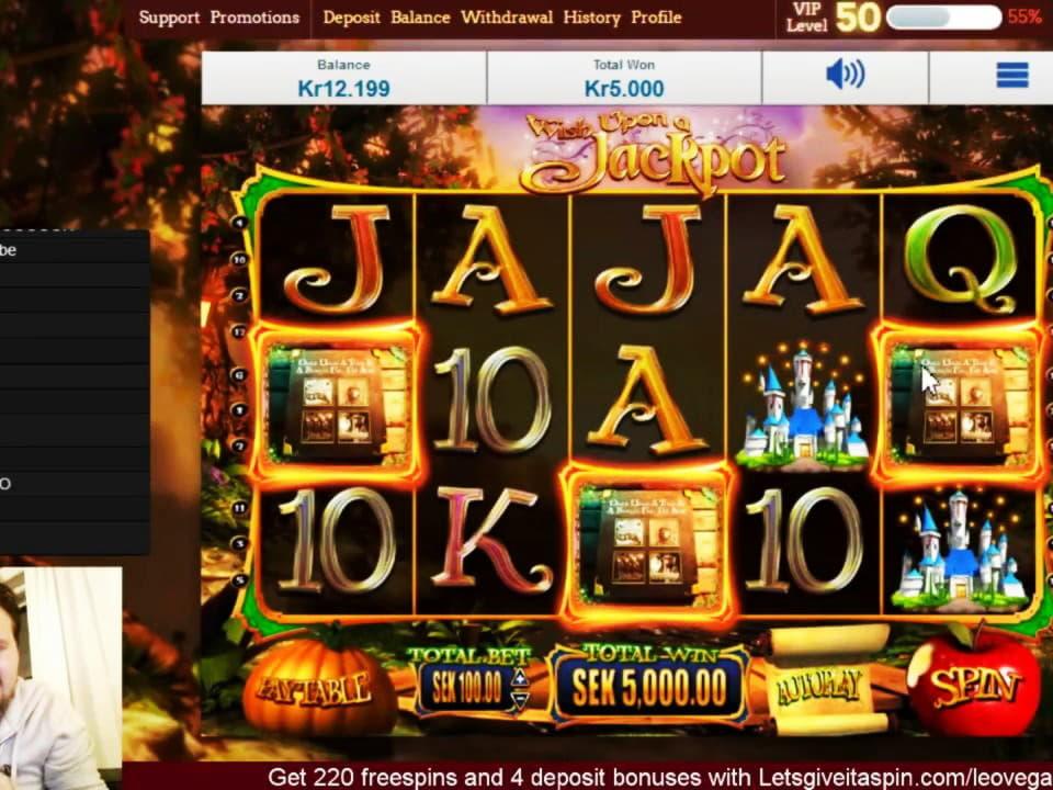 $ 370 ชิปคาสิโนฟรีที่ Cherry Jackpot Casino