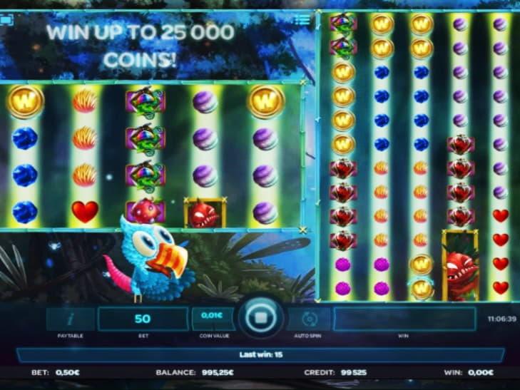 € 675 การแข่งขันคาสิโนออนไลน์ที่ Uptown Aces Casino