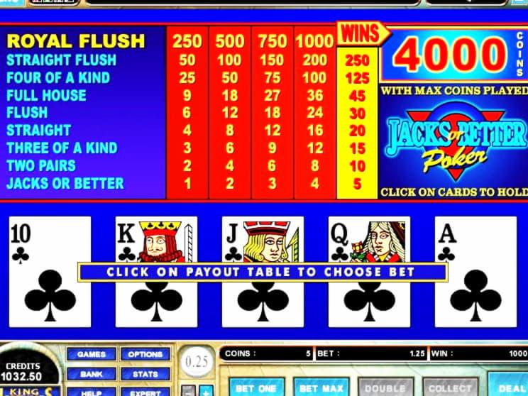 $ 665 คาสิโนชิปที่ Vegas Crest Casino