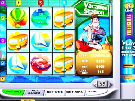 ชิปคาสิโนฟรี£ 515 ที่ Vegas Crest Casino