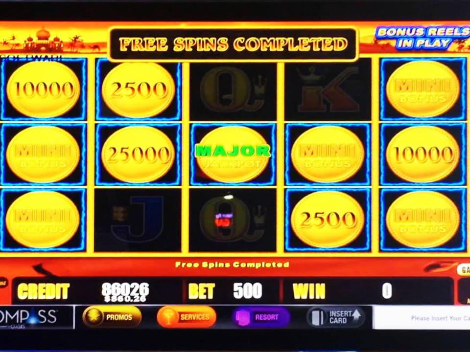 615% โบนัสเงินฝากครั้งแรกที่ Cherry Gold Casino