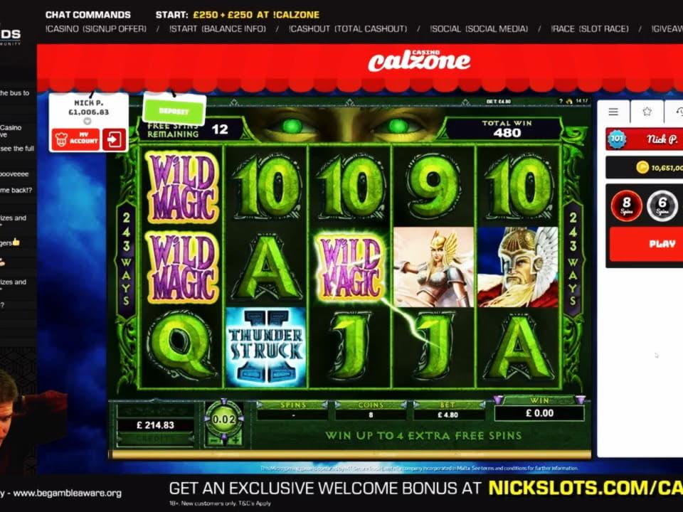 715% Signup Casino Bonus at Red Stag Casino
