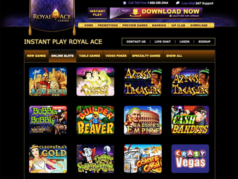 £490 free chip casino at Free Spin Casino