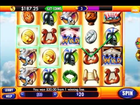 Eur 4665 NO DEPOSIT ที่ Treasure Island Jackpots Casino (กระจกเงินสด Sloto)