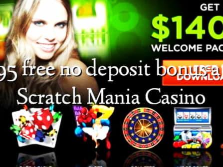 คาสิโนชิปฟรี $ 300 ที่ Casino Max