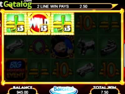 225 ฟรีสปินที่ Bovada Casino