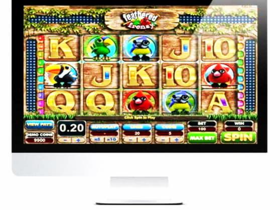 600% โบนัสจับคู่คาสิโนที่ Desert Nights Casino