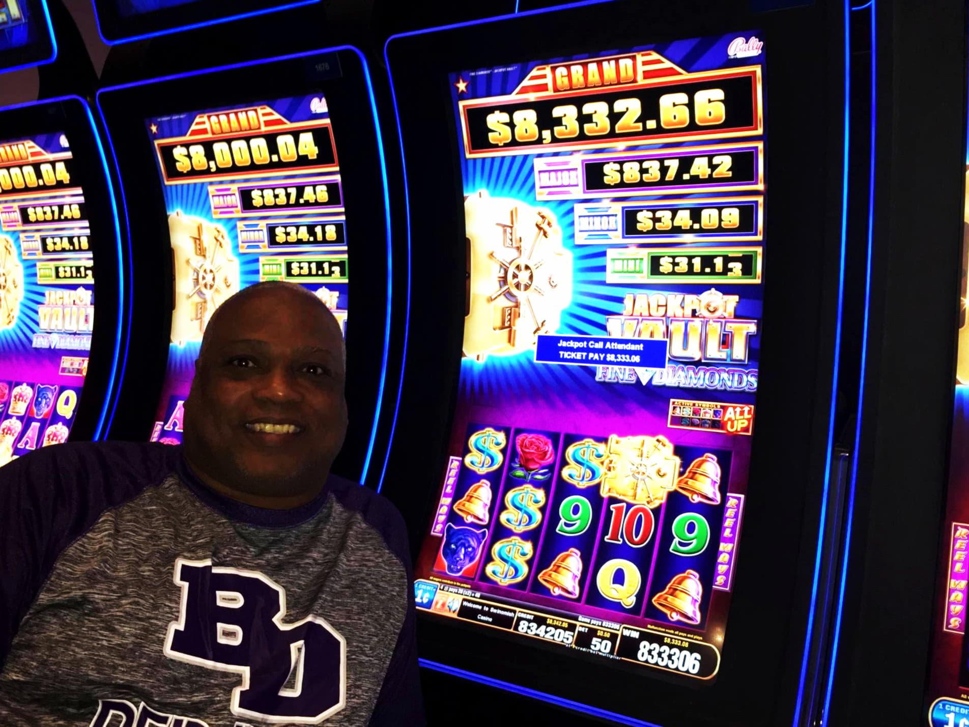 260% โบนัสเงินฝากการแข่งขันที่ Desert Nights Casino