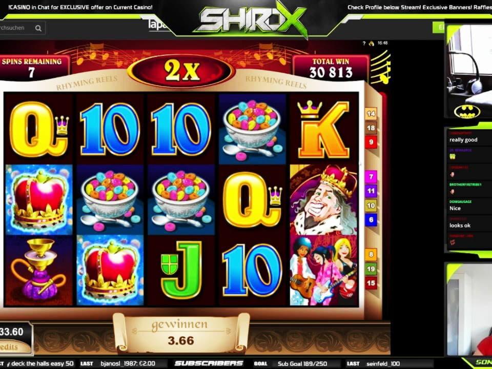 35 ฟรีสปินที่คาสิโนที่ Royal Ace Casino