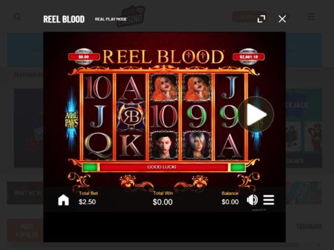 £1825 No Deposit Bonus Code at Ireland Casino