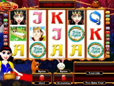 55 ฟรีสปินคาสิโนที่ Vegas Crest Casino