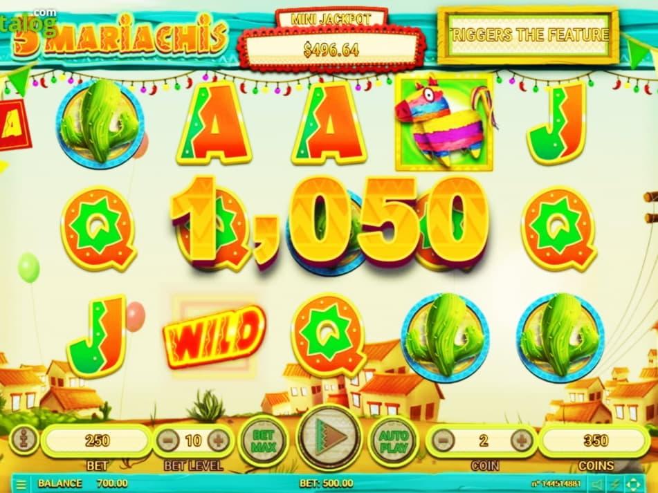 € 470 ทัวร์นาเมนต์ที่ Slots Of Vegas Casino