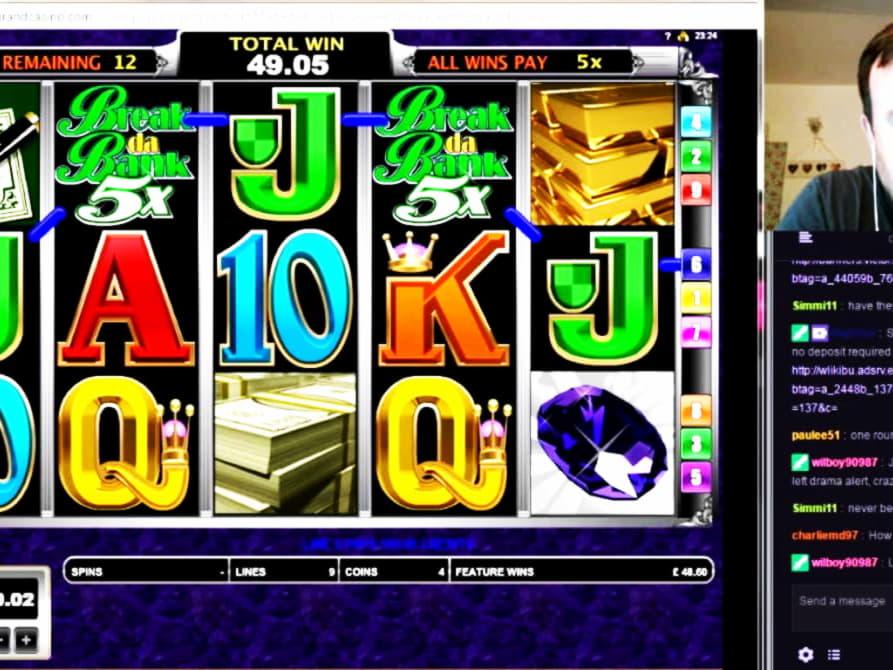 450% จับคู่ที่คาสิโนที่ Eclipse Casino