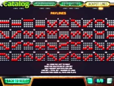 ชิปคาสิโน $ 630 ที่ Cherry Gold Casino