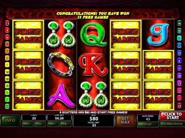 280 Trial Spins ที่ Royal Ace Casino