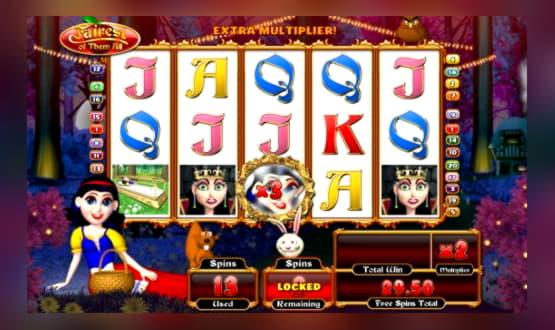 โบนัสต้อนรับ 605% คาสิโนที่ Slots Capital Casino