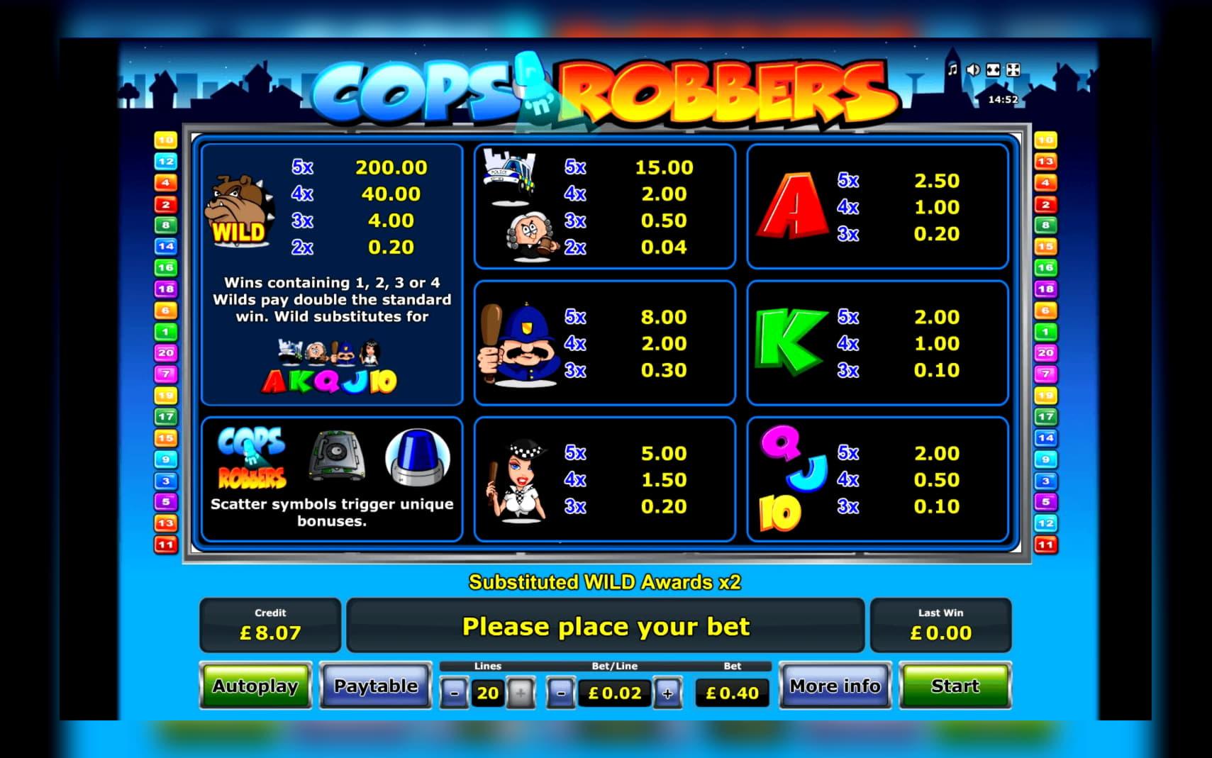 ชิปคาสิโนฟรี $ 111 ที่ Uptown Pokies Casino