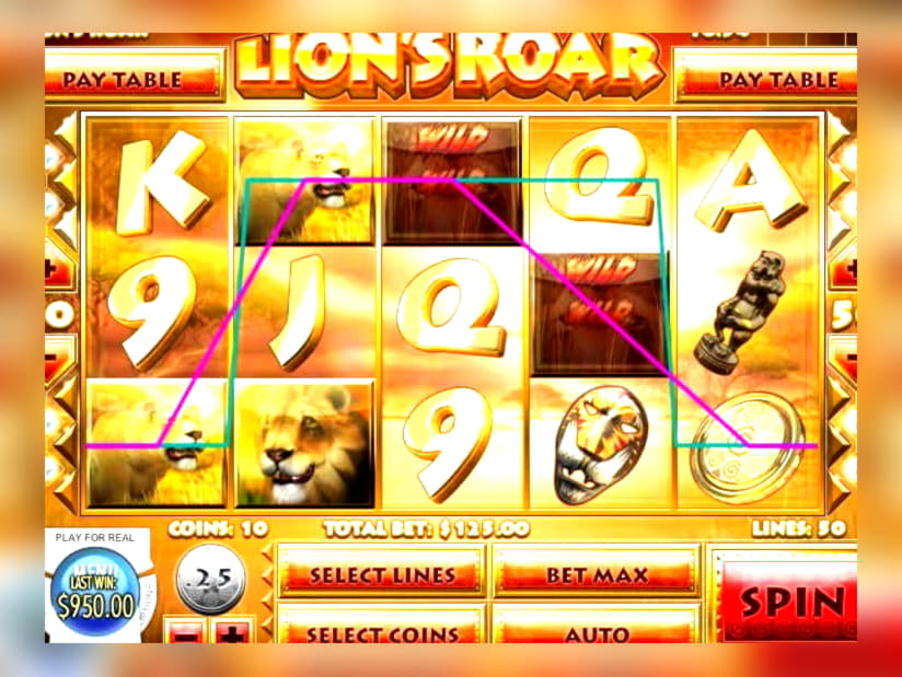 EUR 125 ทัวร์นาเมนต์ที่คาสิโน Treasure Island Jackpots (กระจกเงินสด Sloto)