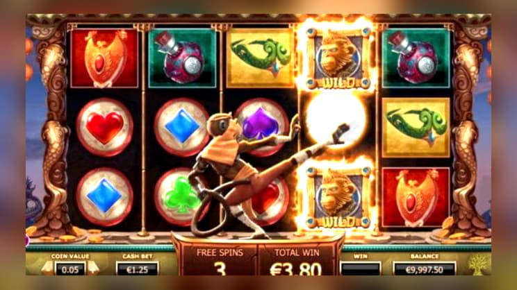 450% จับคู่ที่คาสิโนที่ Supernova Casino