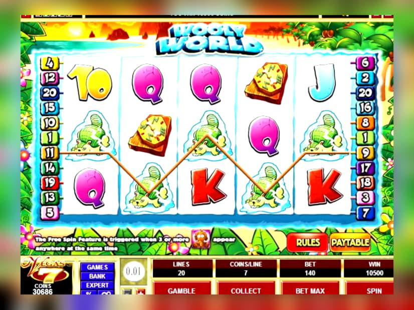 $ 4895 ไม่ฝากเงินที่คาสิโน Treasure Island Jackpots (กระจกเงินสด Sloto)