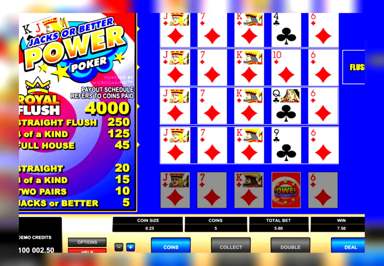 $ 580 คาสิโนชิปฟรีที่ Bovada Casino