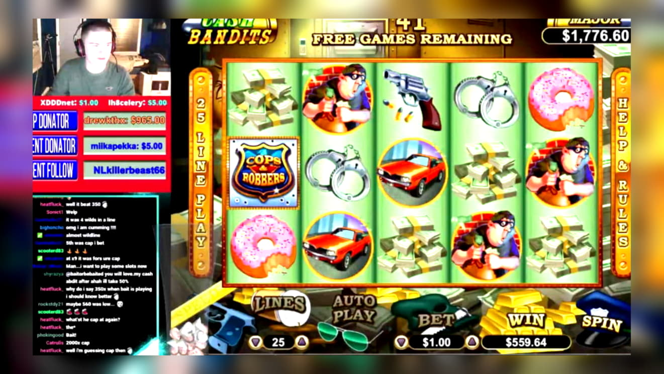 215 ฟรีสปินไม่มีคาสิโนฝากที่ Supernova Casino