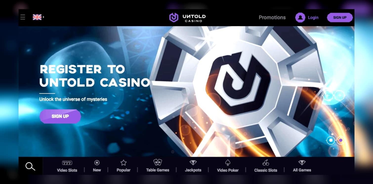 โบนัสการจับคู่คาสิโน 370% ที่ Supernova Casino