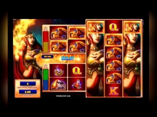 £ 195 การแข่งขันสล็อตฟรีโรลมือถือที่คาสิโน Treasure Island Jackpots (กระจกเงินสด Sloto)