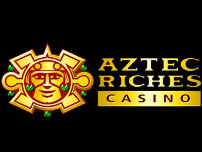 Скриншот Aztec Riches Casino