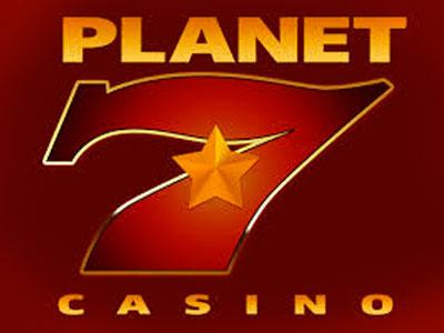 Schermata Planet 7 Casino