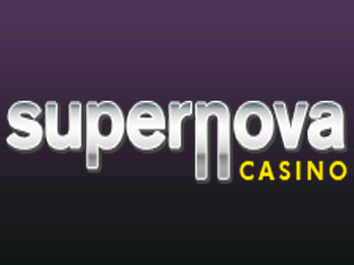 Supernova Casino skærmbillede
