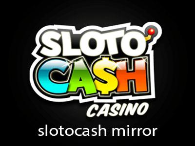 """""""Treasure Island Jackpots Casino"""" (""""Sloto Cash Mirror"""") ekrano kopija"""