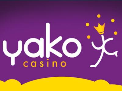 Yako Casino Bildschirm