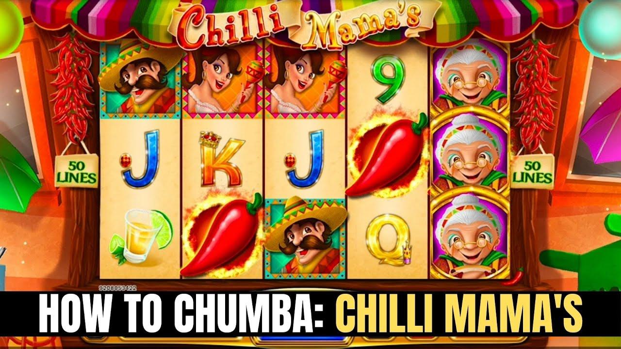 """""""Chilli Mama"""" """"Chumba Worldwide Casino Online"""" 🎰 Žaiskite internetinius lošimo automatinius prizus"""
