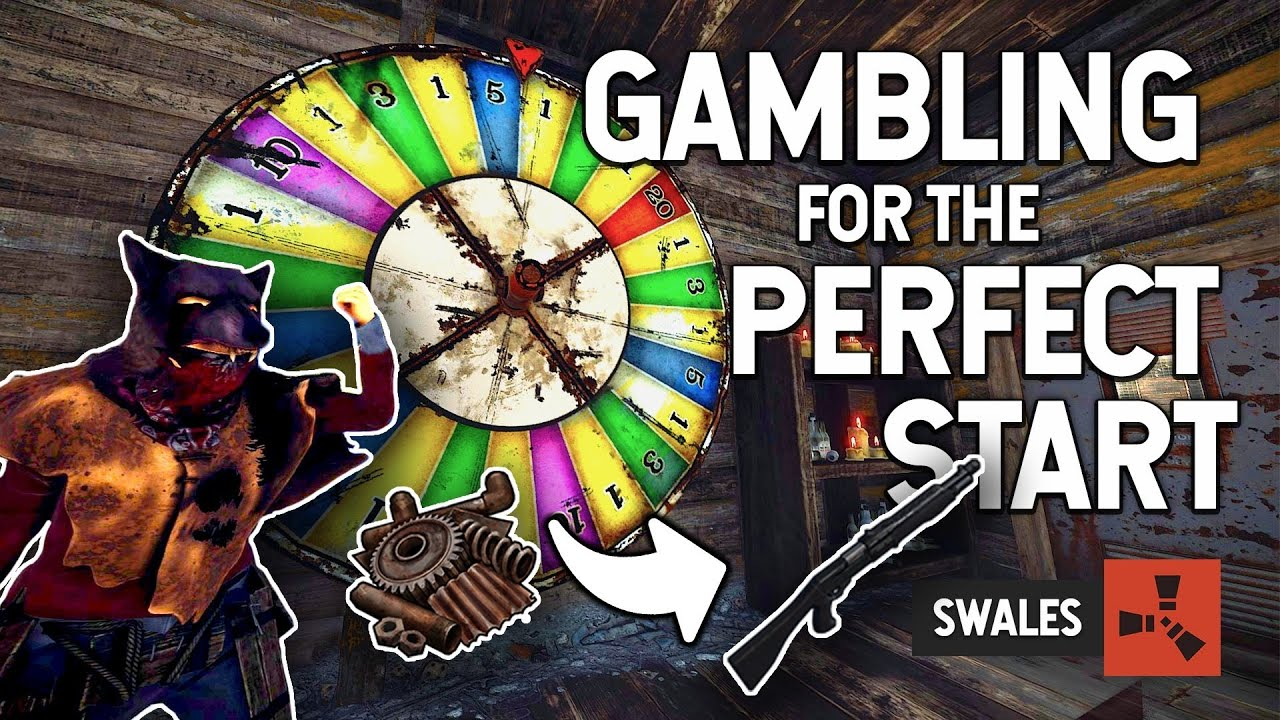 GAMBLING FOR THE PERFECT START - RUST